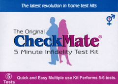 CheckMate: Infidelity Test Kit