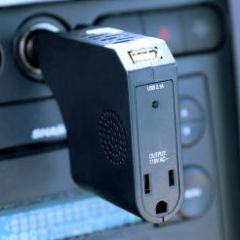 OMNIINVERTER - CAR ADAPTER HIDDEN CAMERA