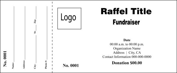 raffle tickets one stop printers direct mail service