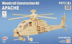 Quay Apache Woodcraft Construction Kit