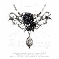 Alchemy Bacchanal Rose necklace