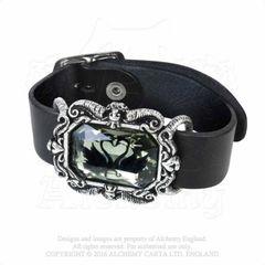 Alchemy Black Swan Wrist strap