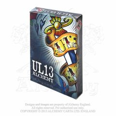 Alchemy UL13 Playing Cards