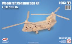 Quay Chinook Woodcraft Construction Kit