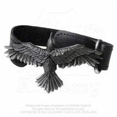 Alchemy Black Consort Wrist strap