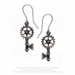 Alchemy Clavitraction earrings