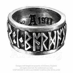 Alchemy Runeband Ring