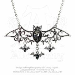 Alchemy Viennese Nights necklace