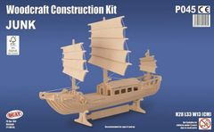 Quay Junk Woodcraft Construction Kit