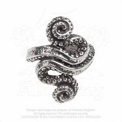 Alchemy Kraken Ring