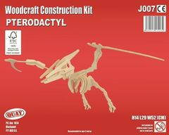 Quay Pterodactyl Woodcraft Construction Kit