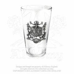 Alchemy XXX Black Rose Ale Glass