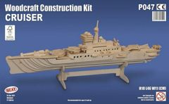 Quay Cruiser Woodcraft Construction Kit