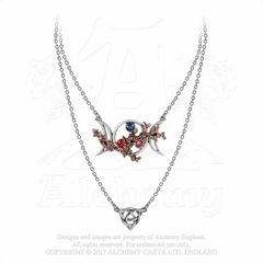 Alchemy Wiccan Goddess Of Love necklace