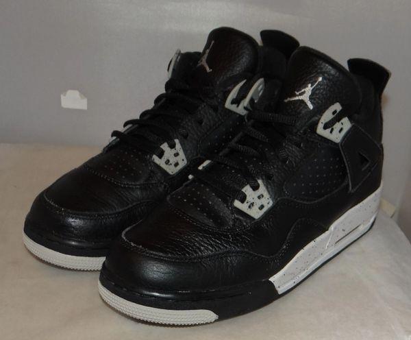 Air Jordan 4 Oreo Size 5 #4493 408452 003