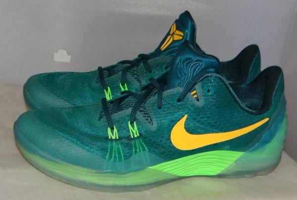 Kobe Venomenon 5 Men`s Basketball Shoes Size 11 749884 383 #4527