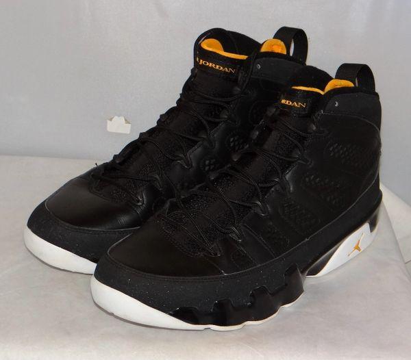 Air Jordan 9 Citrus Size 10.5 302370 004 #4929