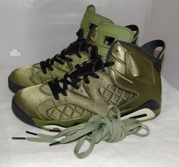 Air Jordan 6 Pinnacle Size 8 AH4614 303 #4783