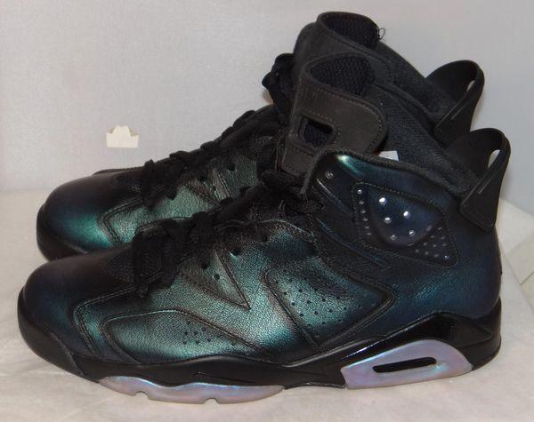 Air Jordan 6 Chameleon Size 9.5 #4911 907961 015