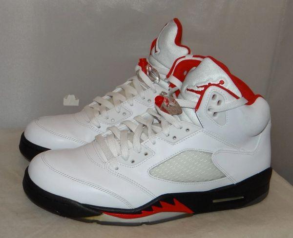 Air Jordan 5 Grey Tongue Size 10.5 #4642 136027 100