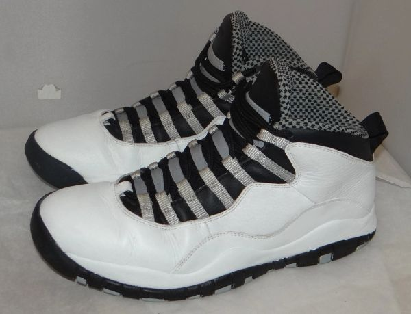 Air Jordan 10 Steel Size 10 #4834 310805 103