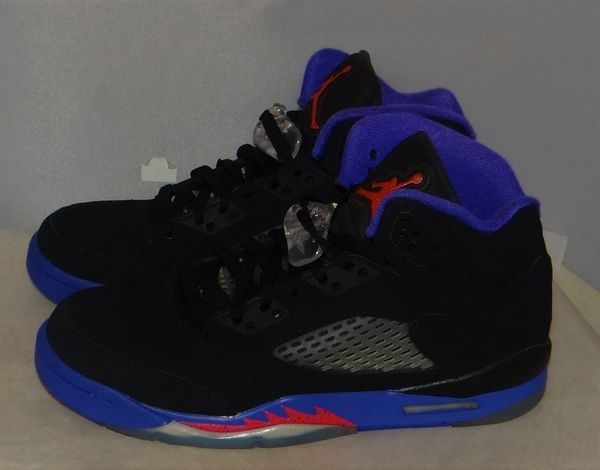 Air Jordan 5 Raptors Size 7.5 440892 017 #4671
