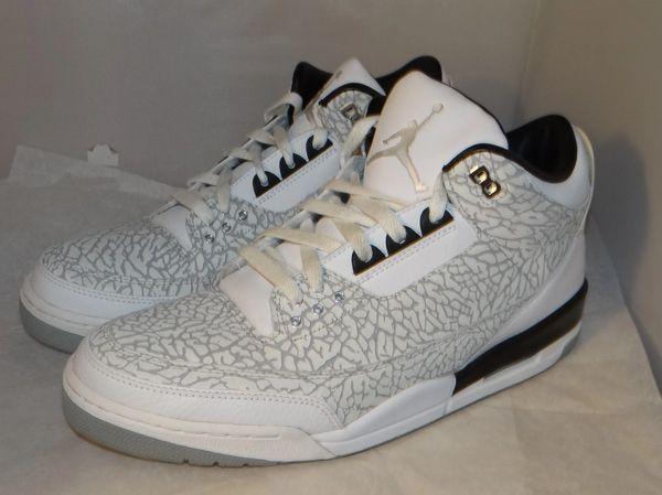 Air Jordan 3 Flip Size 13 #4853 315767 101