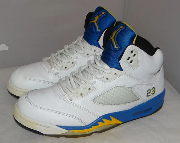 Air Jordan 5 Laney Size 10 #4776 136027 189