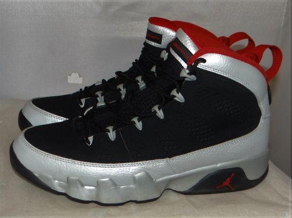 Air Jordan 9 Kilroy Size 9.5 #4717 302370 012