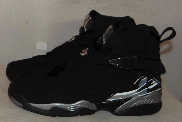 Air Jordan 8 Chrome Size 5 305381 001 #4307