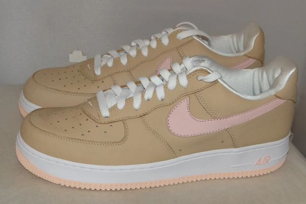New, Tried On Air Force 1 Linen Size 11 845053 201 #4677