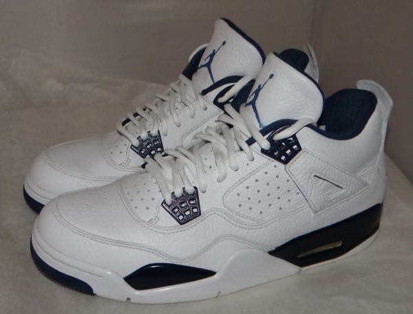 Air Jordan 4 Columbia Size 9.5 #4801 314254 107