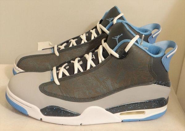 New (tried on) Air Jordan Wolf grey Dub Zero Size 11 #3795