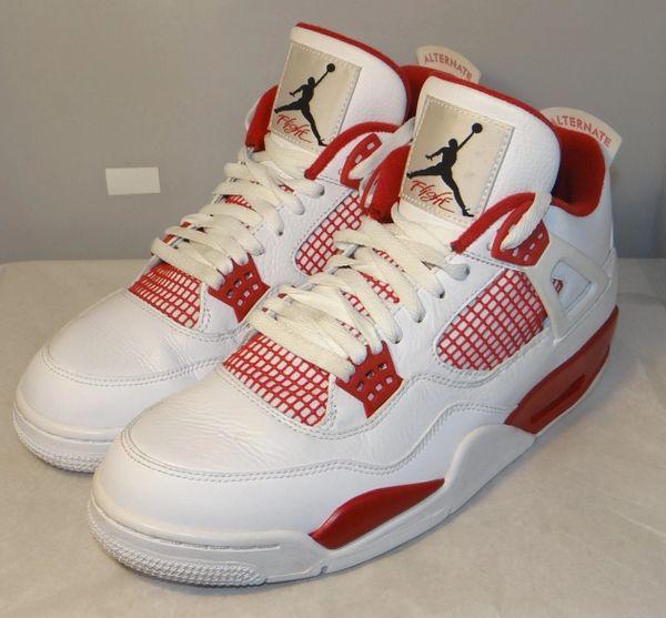 Air Jordan 4 Alternate Size 11 308497 106 #5033