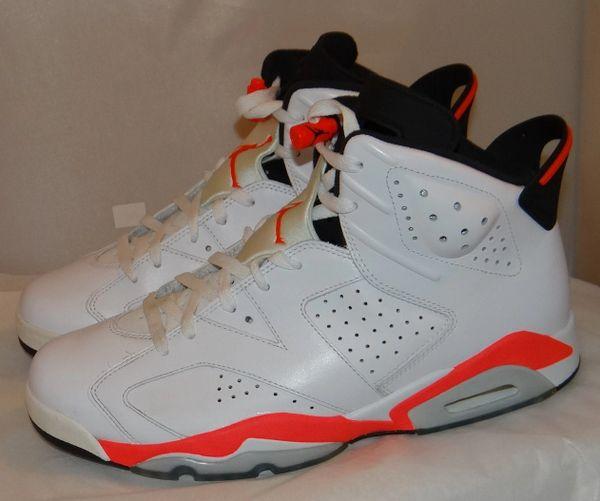 Air Jordan 6 Infrared Size 11.5 #4230