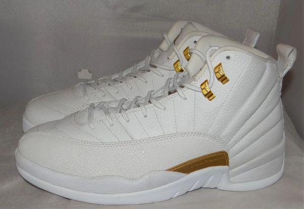 Air Jordan 12 Ovo Size 11 873864 102 #4857