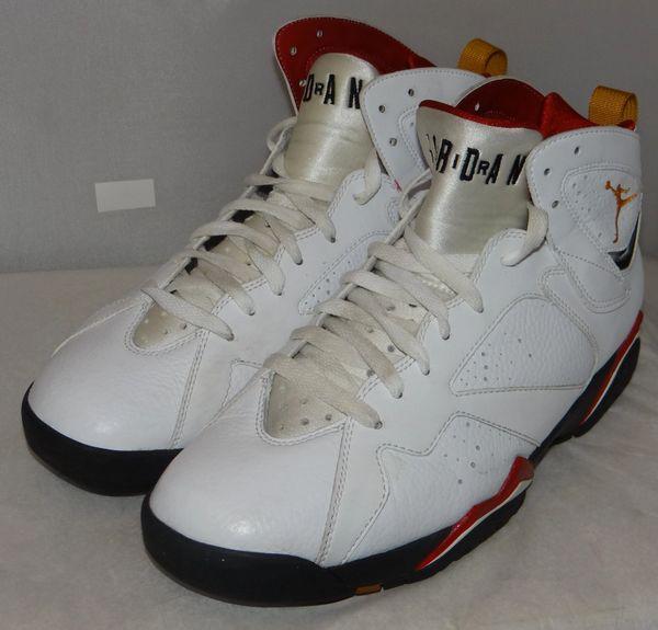 Air Jordan 7 Cardinal Size 10.5 304775 104 #5067