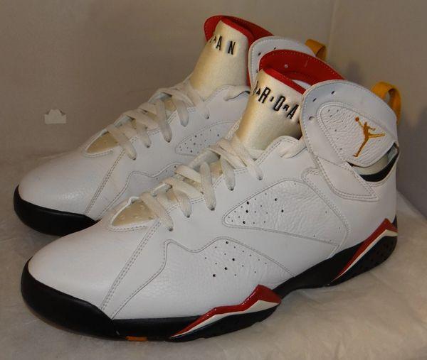 Air Jordan 7 Cardinal Size 13 #4848 304775 101