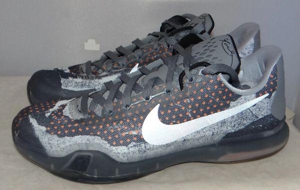 """Nike Kobe X 10 """"Pain"""" 705317-001 SZ 11 #4619"""