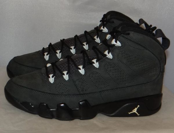 Air Jordan 9 Anthracite Size 8.5 #4602 302370 013