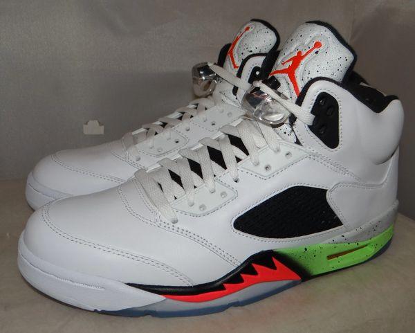 New Air Jordan 5 Pro Stars Size 10 136027 115 #4722
