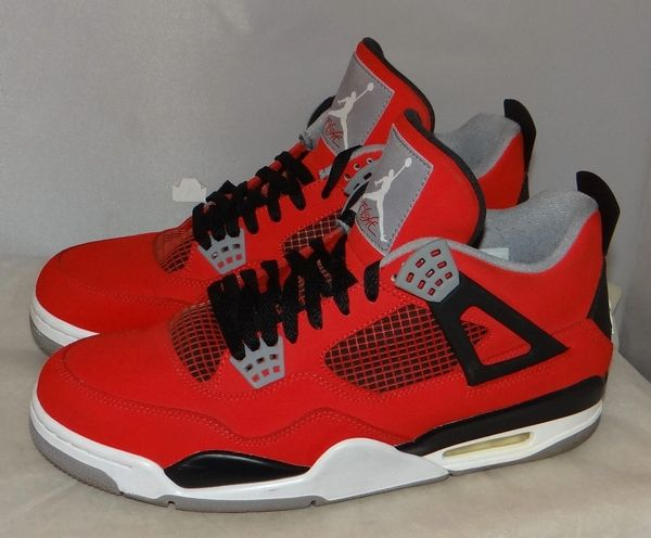 Air Jordan 4 Toro Size 12 308497 603 #4633