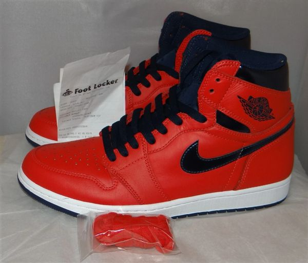 New Air Jordan 1 David Letterman Size 10.5 #3980