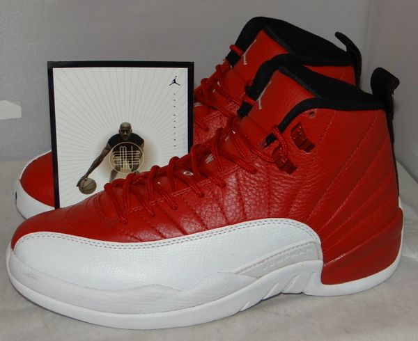 WORN ONCE Air Jordan 12 Gym Red Size 8 130690 600 #5113
