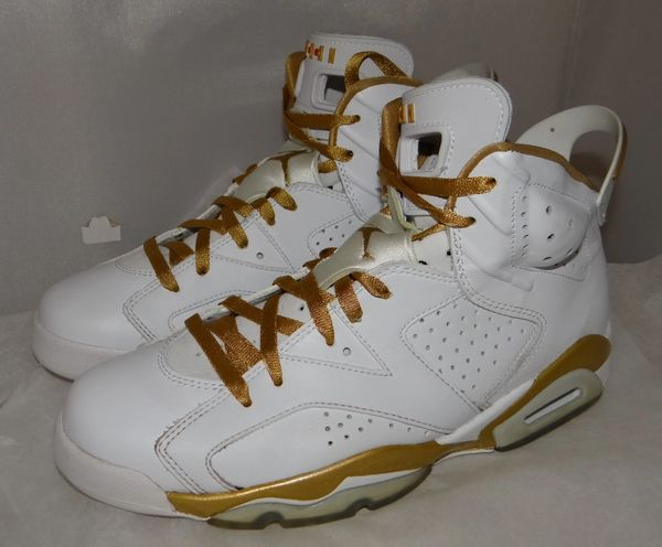 Air Jordan 6 GMP Size 8 #4807 384664 135