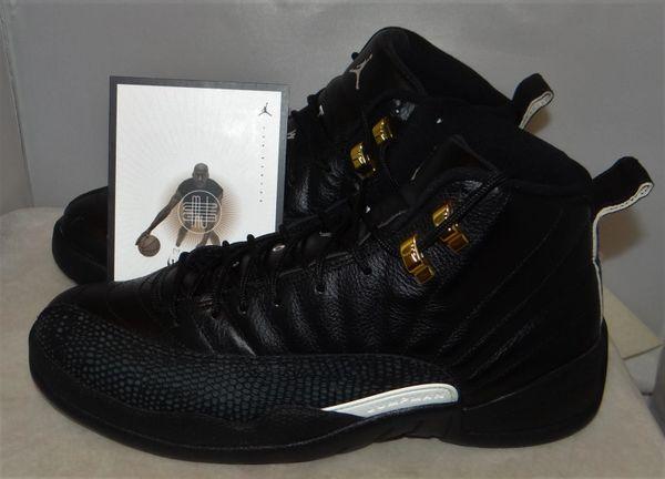 Air Jordan 12 Masters Size 10 130690 013 #4675