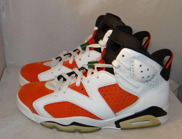 Air Jordan 6 Gatorade Size 10 #4922 384664 145