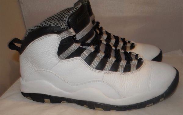 Air Jordan 10 Steel Size 9.5 #3666