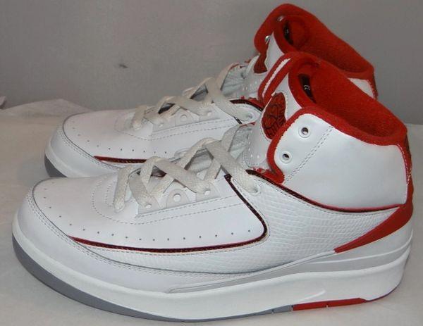 Air Jordan 2 CDP Chicago Size 5.5 #3427