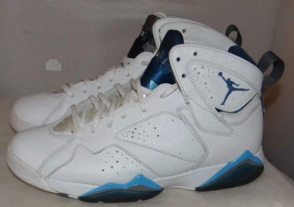 Air Jordan 7 French Blue Size 8.5 #4318 304775 107